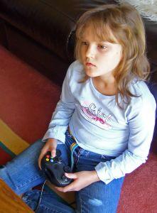 Video igre i deca