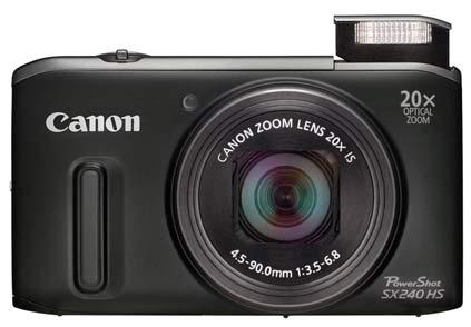 Canon PowerShot SX240 HS sa zumom od 20x
