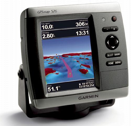GPSMAP526b