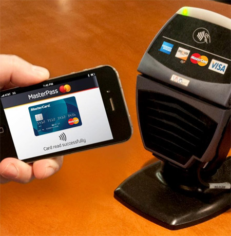 Bezgotovinsko plaćanje Mastercard Masterpass