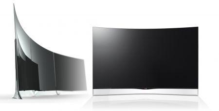 LG_Zakrivljeni OLED televizor
