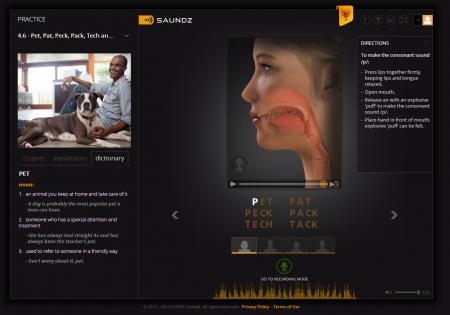 listening mode aplikacije