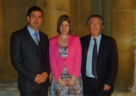 Aleksandar Protic, Milena Milicevic, Paul Judge
