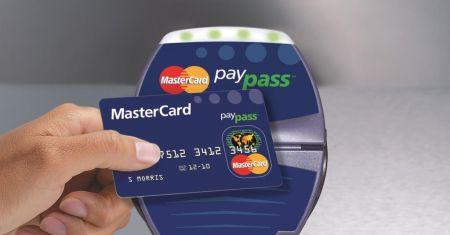 MasterCard PayPass čitač