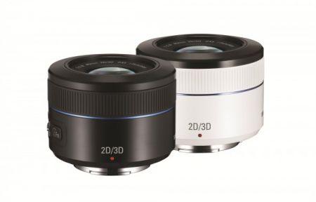 Samsung-3D_45-mm-objektiv