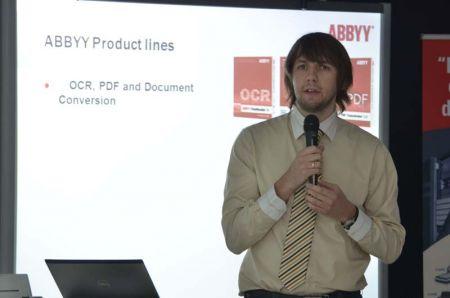 Sergey Osypenko ABBYY