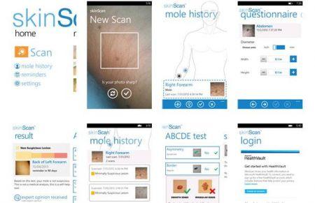 skinscan aplikacija