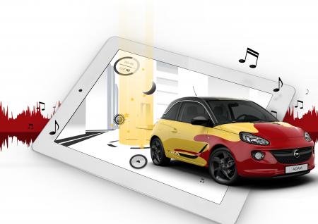 Opel Adam kampanja ADAM&YOU