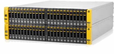 HP 3PAR StorageServ model