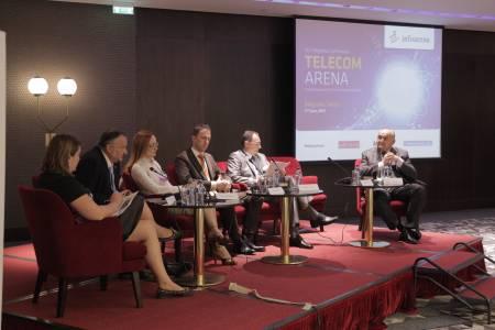 Konferencija o elektronskim komunikacijama panel - Telekom Arena