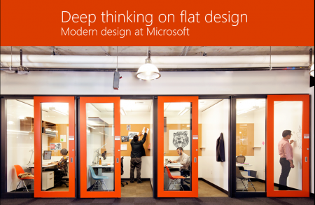 moder design at microsoft june 2013