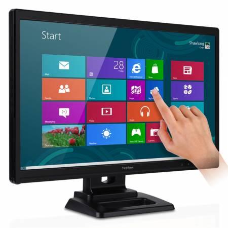ViewSonic predstavio 24 inčni Full HD displej sa intuitivnom Dual Point Optical Touch funkcijom