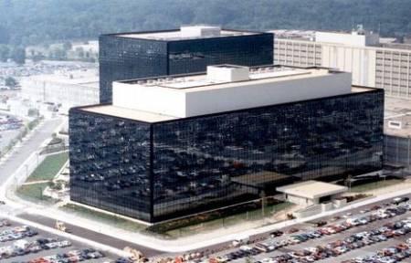 Zgrada NSA agencije