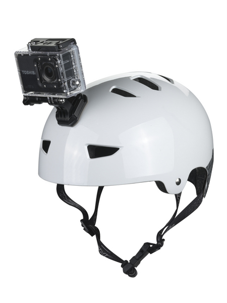 Camileo X-Sports Adhesive Mount