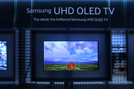 uhd OLED TV