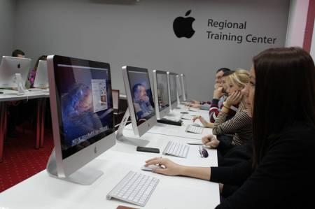 Apple ucionica