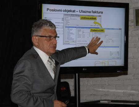 Boris Damjanovic, direktor i osnivac kompanije OSA Racunarski inzenjering