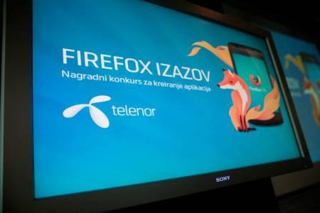 firefox izazov