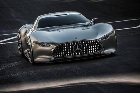 AMG Vision Gran Turismo 4