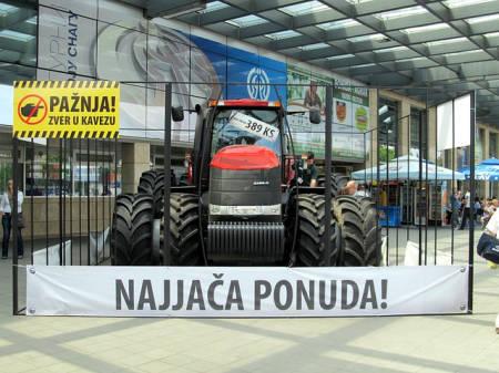 case traktor sajam