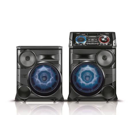 [CES]MX-HS8500 GIGA Sound System