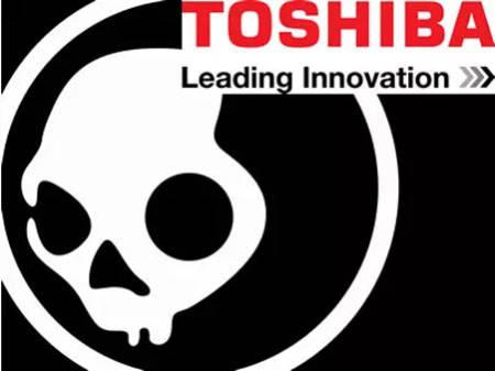 Skullcandy-Toshiba
