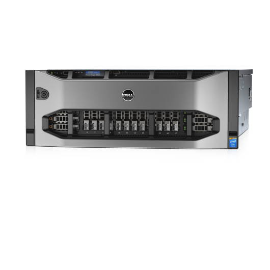 Dell PowerEdge R910 24 Drive Rack Server with Bezel