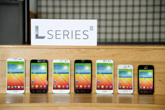 LG_L III serija smart telefona_Fotografija