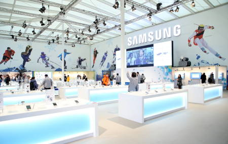 Samsung Galaxy Studio u Sociju