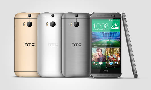 HTC One M8_Gunmetal_Silver_Gold (1)