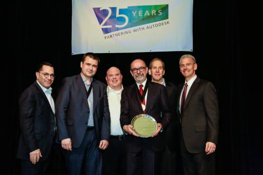 OSA računarski inženjering i Autodesk obeležile 25 godina partnerstva