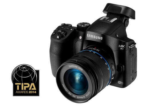 NX30 with TIPA award(2)