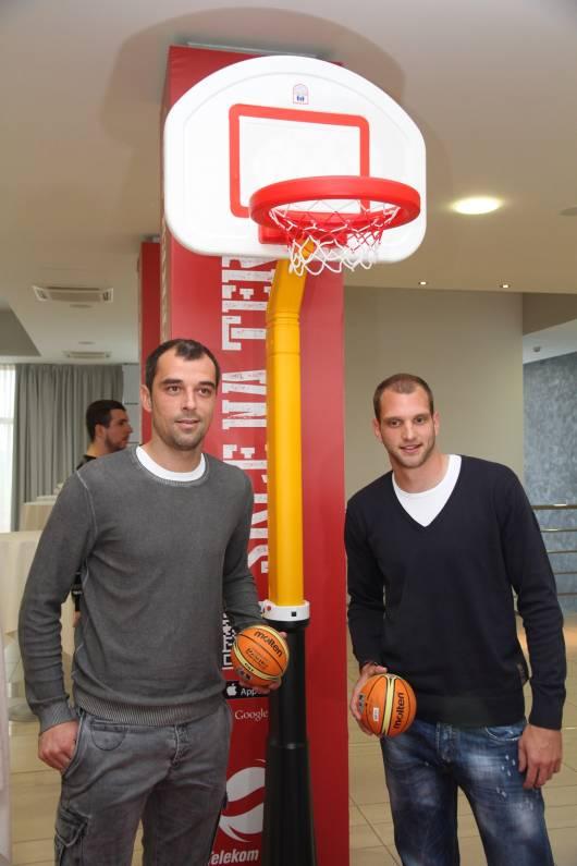 Nenad Milijas, FK Crvena zvezda i Nenad Kojic, FK Partizan