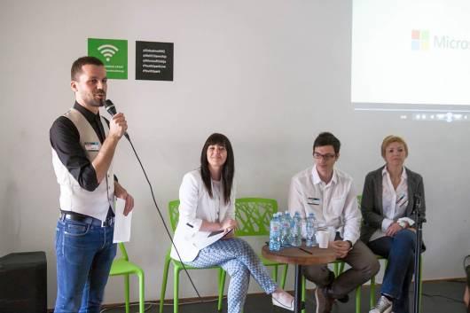 Otvaranje Youth Spark Live konferencije
