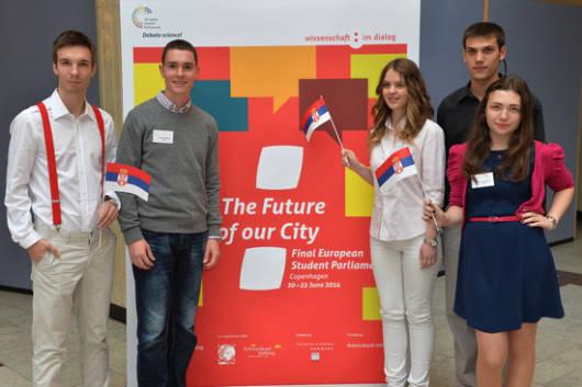 Evropski studentski parlament _