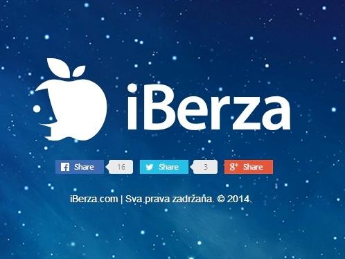 iBerza novi portal