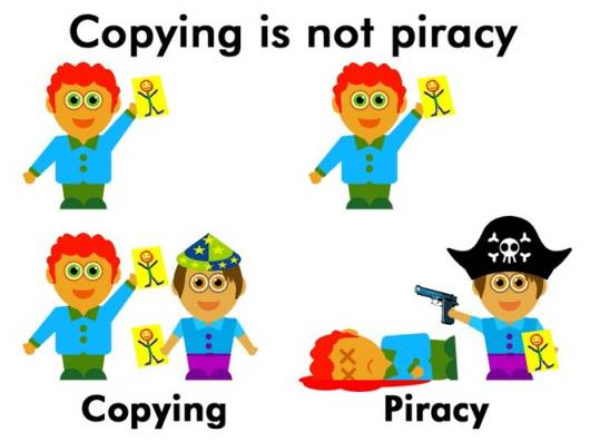 Copying-Is-Not-Piracy-In-To-The-Point-Comic