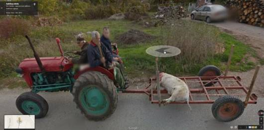 street view Kako su građani Srbije reagovali na Google Street View vozilo