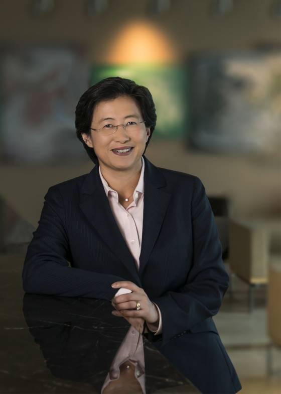 Lisa Su Headshot