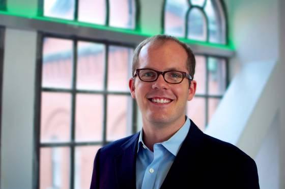 Mike Glaser, marketing lead za Google Creative Partnerships