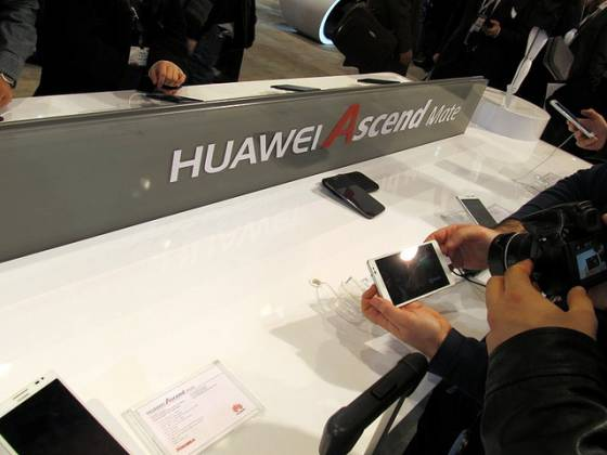 huawei Huawei prodao16,8 miliona telefona u trećem kvartalu