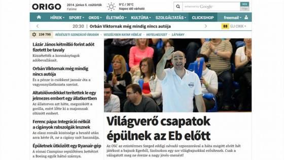 madjarska internet