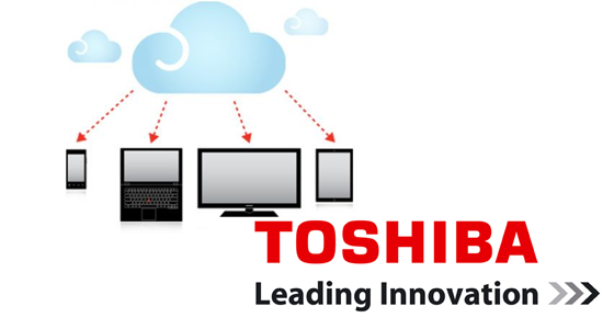 toshiba cloud