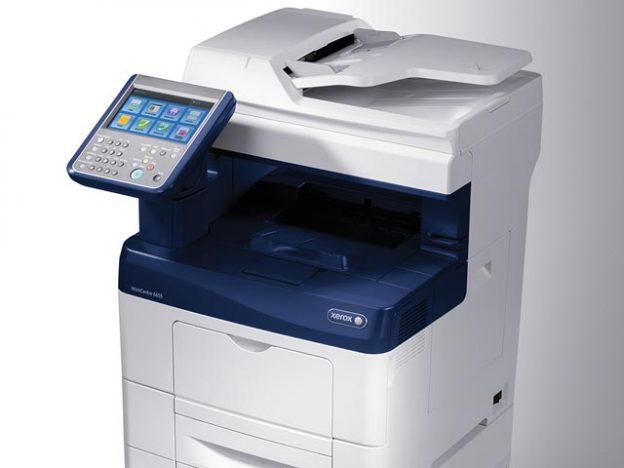 Xerox WorkCentreR 6655