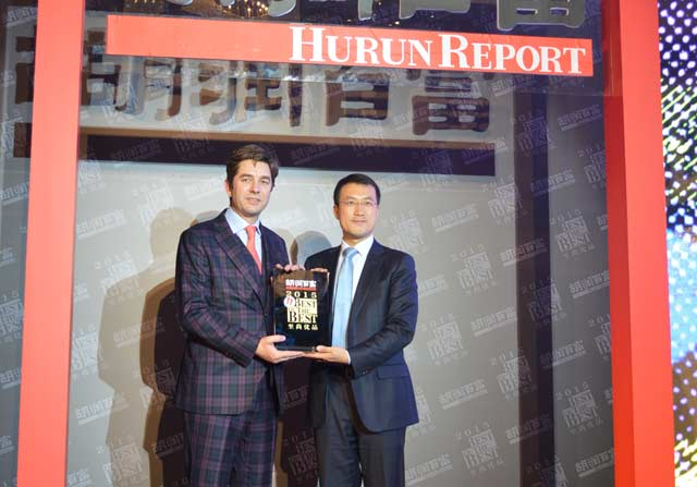 Hurun nagrada za Huawei Ascend Mate7