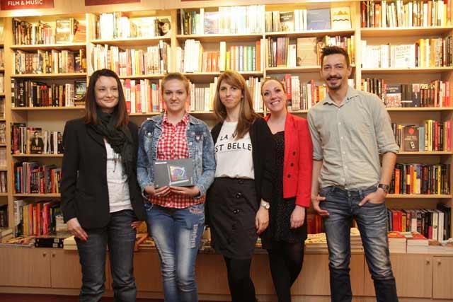 Ana Markovic, iz UNICEF-a, pobednica konkursa Jelena Niciforovic