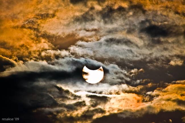 Parcijalno pomračenje Sunca