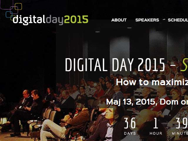 Digital Day 2015