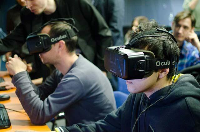 Oculus virtuelna realnost