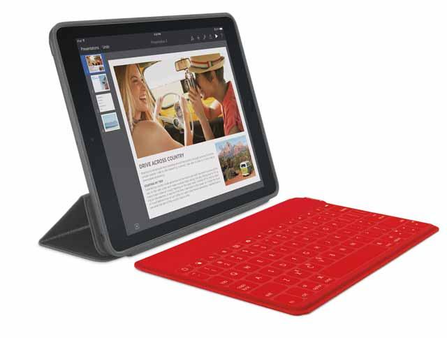 Logitech predstavlja Logitech Keys-To-Go Ultra Portable tastaturu koja je namenjena radu na mobilnim uređajima s Android i Windows platformama, dok je od ranije korisnicima dostupan model za iOS uređaje.